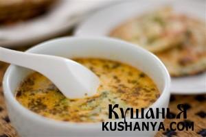 Суп молочный из сухарей фото