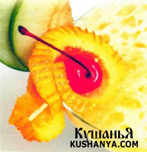 Коктейль «Дайкири Orange» фото