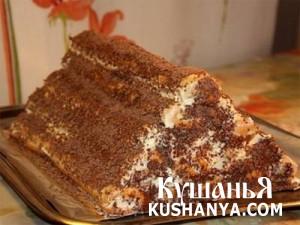 Торт «Монастырская изба» фото