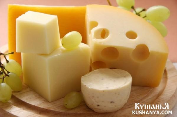 Фото Как много видов твердого сыра?