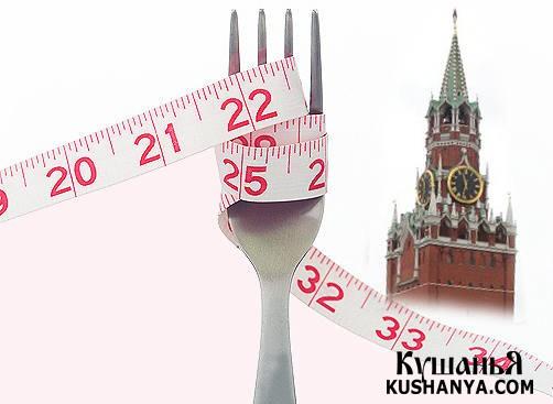 Фото Кремлевская диета