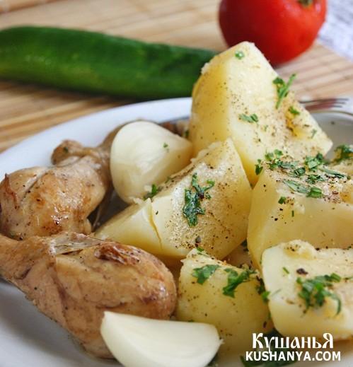 Фото Крошка-картошка
