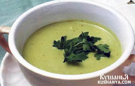 Фото Мексиканский суп