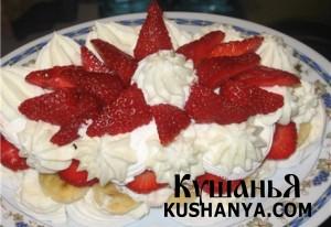 Десерт «Наслаждение» фото