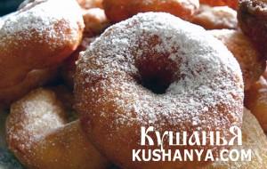Печенье Кольца фото