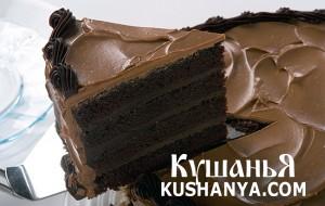 Торт «Мечта» фото