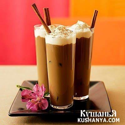 Фото Охлаждающий коктейль «Кофе Фраппе»