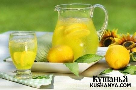 Фото Апельсиновый лимонад или «Домашняя Фанта»