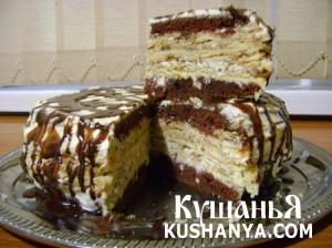 Торт «Крещатый яр» фото