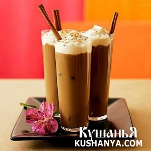 Охлаждающий коктейль «Кофе Фраппе» фото