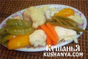 Армянская турша фото