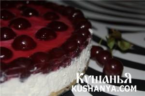 Торт «Вишенка» фото