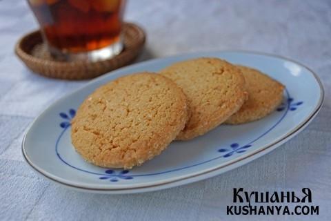 Фото Японское печенье мисо
