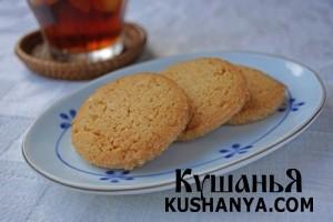 Японское печенье мисо фото