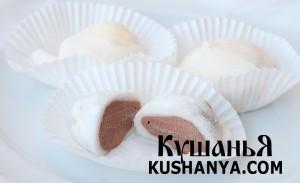 Японское мороженое Юкими фото