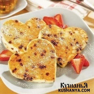Фото Сырники, приготовленные в духовке