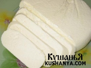 Фото Адыгейский сыр