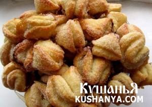 Печенье из творога фото