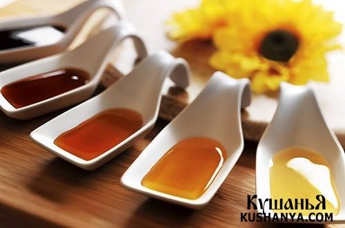 Фото Многообразие мёда