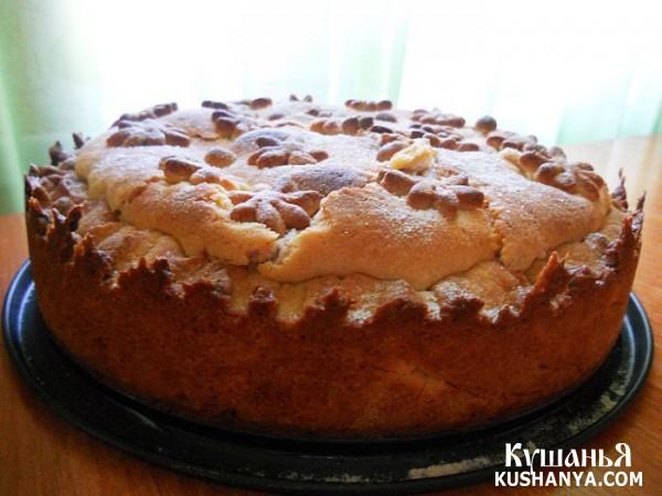 Фото Ореховый торт