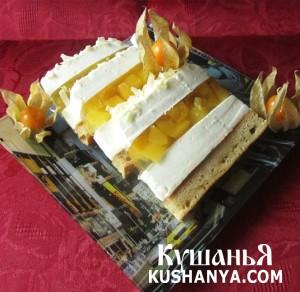 Торт «Богиня» фото