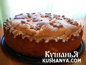 Ореховый торт фото