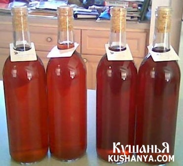 Фото Абрикосовое вино
