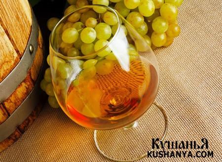Фото Коньяк из винограда