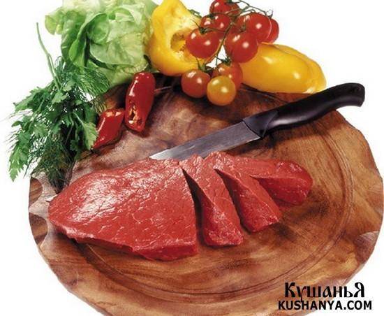 Фото Какие продукты повышают гемоглобин