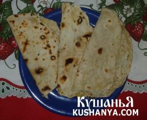 Фото Армянский лаваш