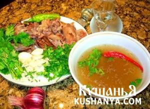 Армянский хаш фото