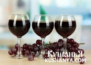 Вино из винограда фото