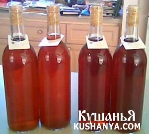 Абрикосовое вино фото