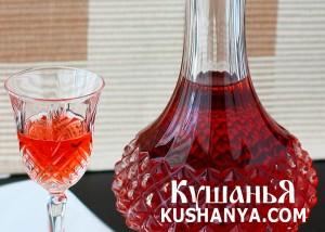 Вино из вишни фото