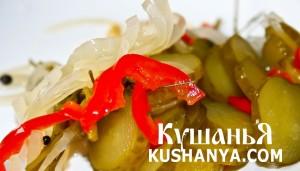 Фото Огурцы по-болгарски