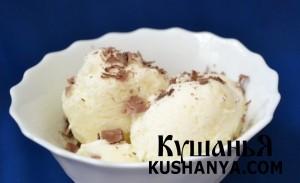 Сливочное мороженое с дыней фото