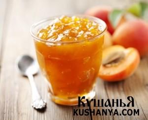 Варенье из персиков без закатки фото