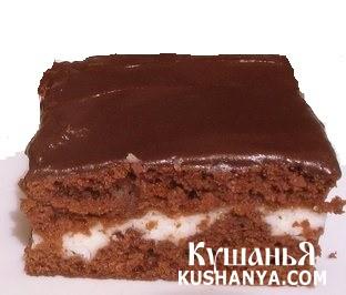 Фото Шоколадный торт