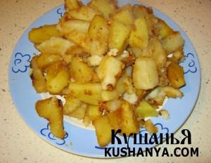 Дольки картофеля в соевом соусе в духовке фото